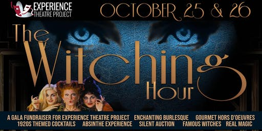 The Witching Hour: a 1920s Gala Event