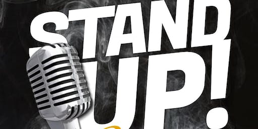 Stand Up! Comedy Party Series