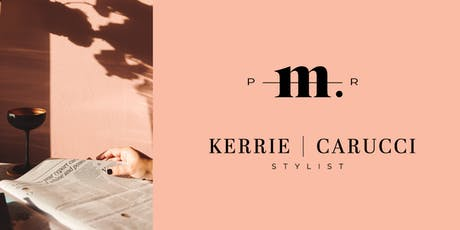 Martini Masterclass: Personal Branding Brunch in Collaboration with Kerrie Carucci tickets