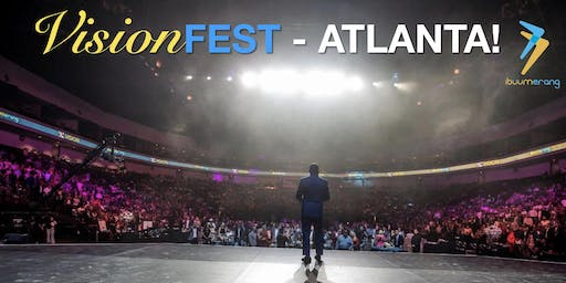 VisionFest - Super Saturday Atlanta