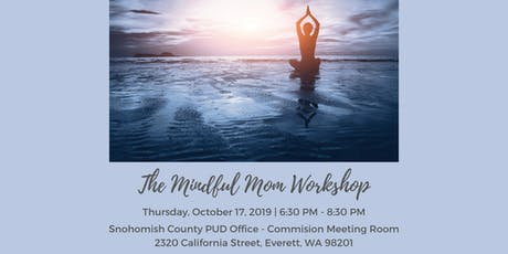 The Mindful Mom Workshop tickets