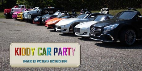 KIDDY CAR PARTY tickets