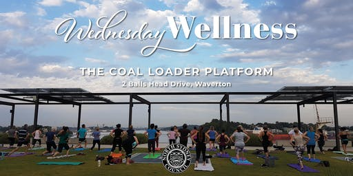 Wednesday Wellness - Hatha-Vinyasa Yoga with Christina