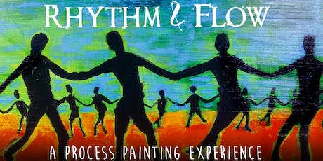 Rhythm & Flow: A process painting experience tickets