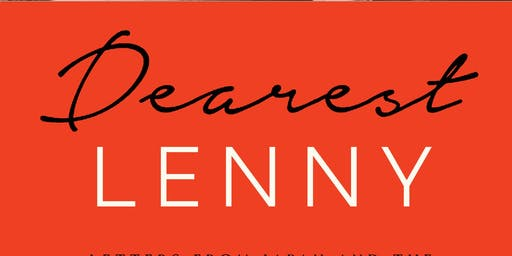 """""""Dearest Lenny"""" Book Release - Author Talk & Signing"""