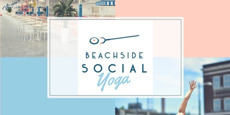 Beachside Social Yoga tickets