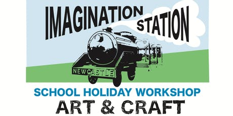 Imagination Station - Art and Craft tickets