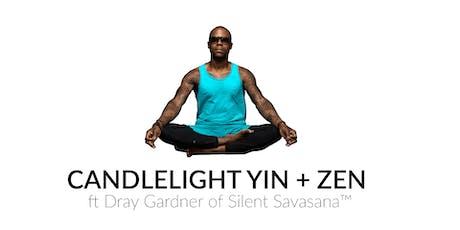 Yin + Zen Candlelight Yoga w/ Dray Gardner tickets