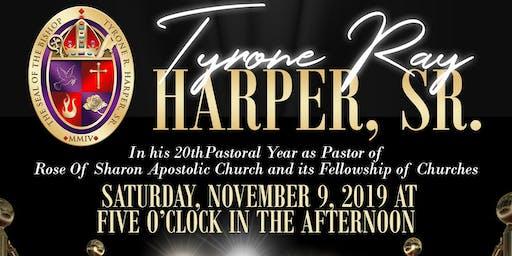 Bishop Harper's 20th Pastoral Celebration