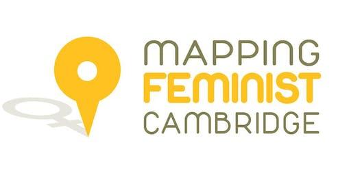 10.21 Mapping Feminist Cambridge Walking Tour