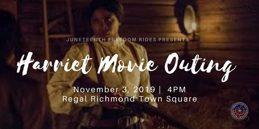 """Harriet"" Movie Outing w/ Juneteenth Freedom Rides"