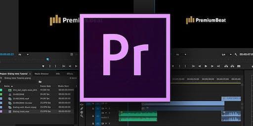 Adobe Premiere Pro Training (Intro)