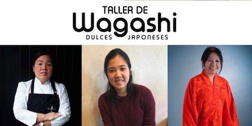 Taller de Wagashi - Dulces Japoneses