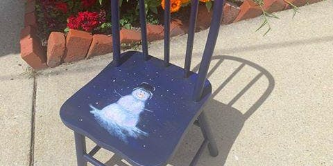 Paint Night with Chairs