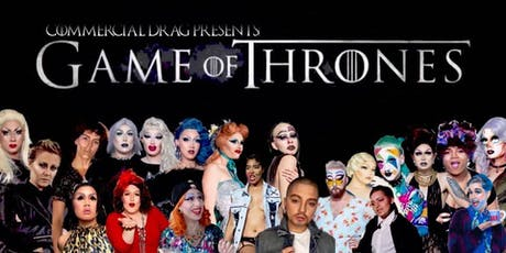 Commercial Drag: Game of Thrones tickets