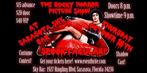 Rocky Horror Picture Show Spooktacular!