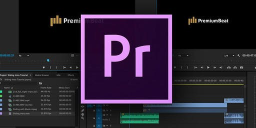 Adobe Premiere Pro Training (Intro)