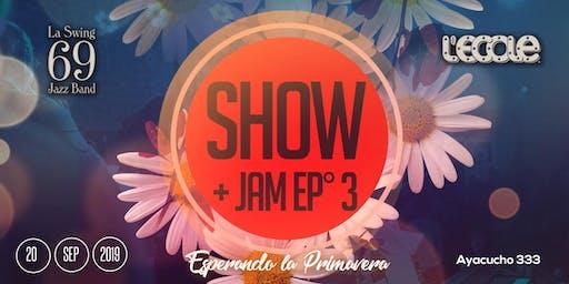 L'ecole tiene SWING 69 (Show+ Jam Ep'3)