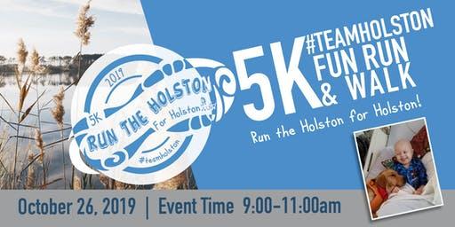 Run the Holston for Holston 5K Fun Run/Walk