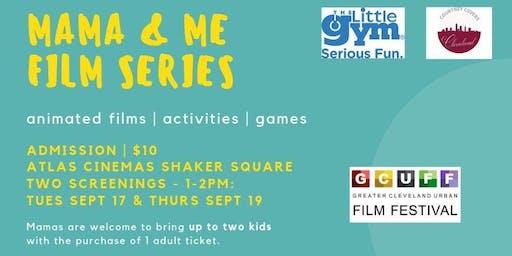 GCUFF Event:  Mama & Me (Animated Shorts)