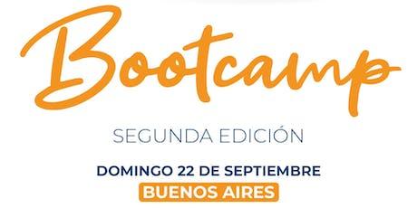 Bootcamp Buenos Aires - 2ª Edición entradas