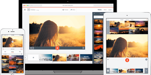 Get Started with Digital Storytelling with Adobe Spark