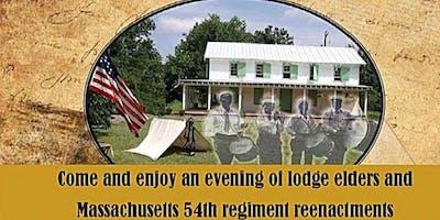 Seashore Farmers' Lodge No. 767 History Dinner