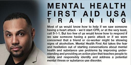 Mental Health First Aid USA (Adult)