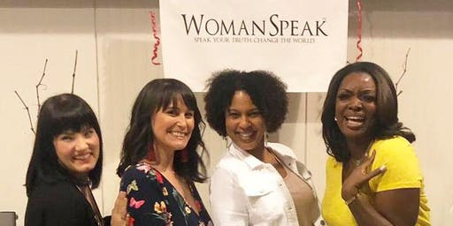 Women's Voices Unleashed! & Holiday GLAM gathering