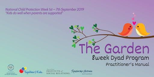 The Garden 8 Week Dyad Program Practitioner's Manuals Launch