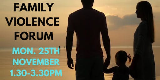 Family Violence Forum