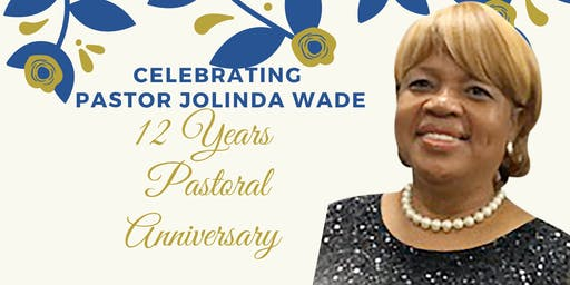 New Creation 12th year Pastoral Anniversary