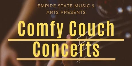 Comfy Couch Concert Series tickets