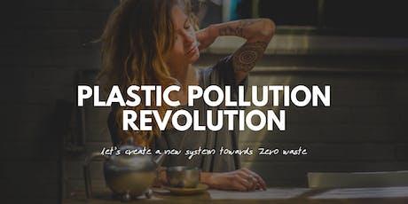 Plastic Pollution Revolution tickets
