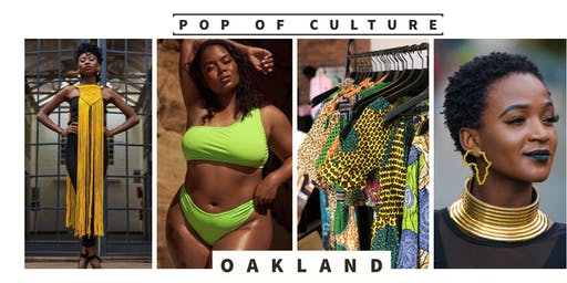 Pop of Culture Popup - Berkeley/Oakland