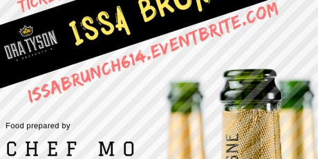 Issa Brunch 3 tickets