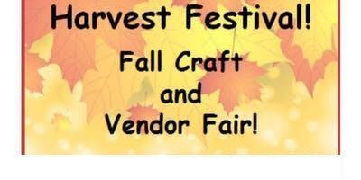 Harvest Festival Fall Craft and Vendor Fair