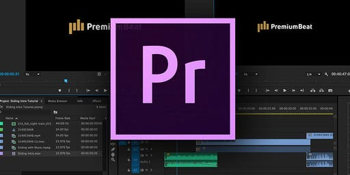 Adobe Premiere Pro Training (Intermediate)