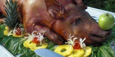 End-of-Summer Pop Up BBQ & Pig Pickin'!