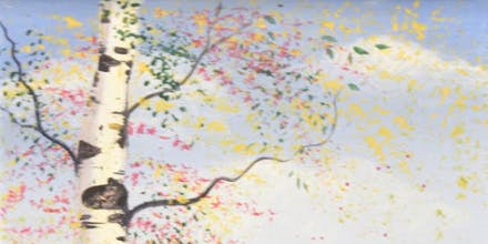 Acrylic Art Class Autumn Tues October 1