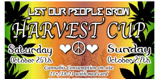 LET OUR PEOPLE GROW HARVEST CUP