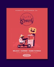 Elite Brunch @Brasier.nyc ~ DJs Belucci + Hammer + Rib Taveras tickets