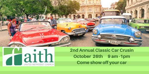 2nd Annual Classic Car Show
