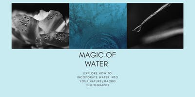 Magic of Water in Photography (Workshop)