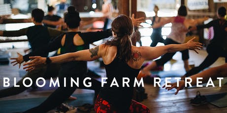 Blooming Farm Retreat tickets