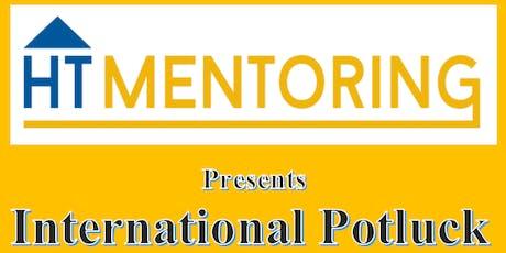 HTMentoring Presents International Potluck tickets