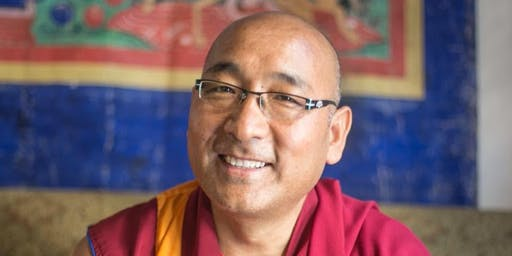 Karuna Workshop - Geshe Sherab - Caring for Carers