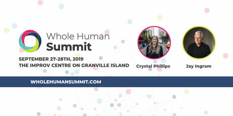 Whole Human Summit tickets