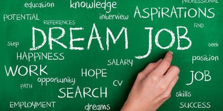 Job Search Masterclass: How to Find Your Dream Job, Earn More & Get Noticed tickets