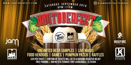 JAMTOBERFEST tickets
